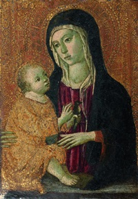 la vierge à l'enfant by anonymous (15)