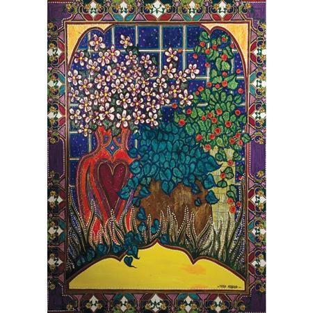 night floral by mara lynn abboud