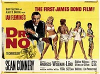 dr. no (designed by david chasman) by mitchell hooks
