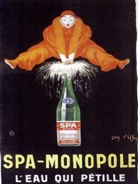 spa monopole l'eau qui pétille by jean d' ylen