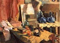 le grenier de abriela by yolande delcourt