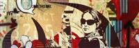 graffiti wall i by sara abbott