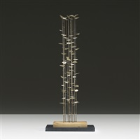 untitled (study for the mit chapel) by harry bertoia