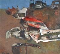 cimitero delle macchine by raffaele lippi