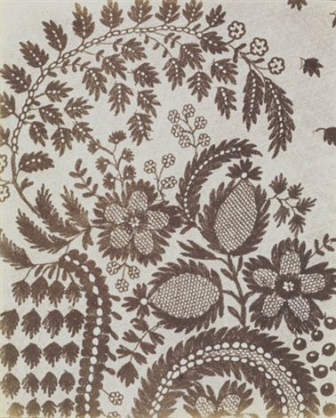 untitled lace by william henry fox talbot