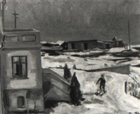 vinter, zlabodarna by albert abbe
