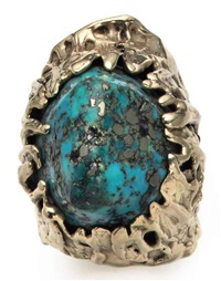 ring by charles loloma