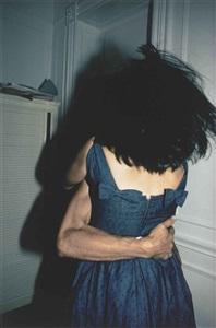 the hug, nyc by nan goldin