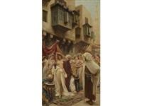 the slave market by fabio fabbi
