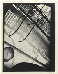 untitled (iron work) by lee miller