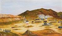 springbokfontein, namaqualand by w.r. herand