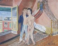 la femme adultère by edgard tytgat