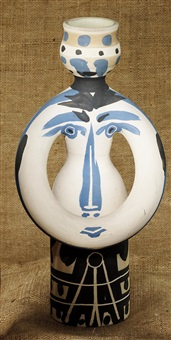 lampe femme (woman lamp) by pablo picasso