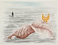 tetřev brunibor by toyen (maria cerminova)