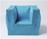 unique jason armchair (from the iperbolica series) by alessandro ciffo xxi silico