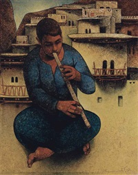al nay al hazine (the sad flute) by louay kayyali