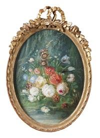 jeté de fleurs by simon saint-jean
