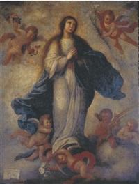 la inmaculada concepción by ignacio de iriarte