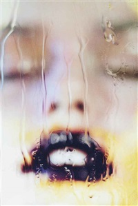 black orchid by marilyn minter