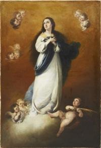 maria immaculata by bartolomé esteban murillo