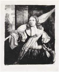 le porte-étendard by théodore géricault