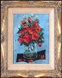 vase du fleurs by tony agostini