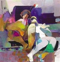 tender shoulders by hessam abrishami