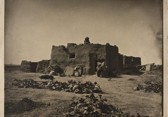pueblo zuni by john k hillers