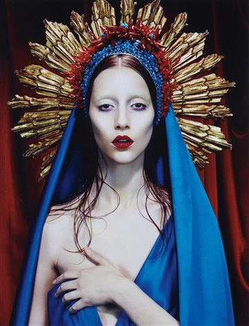 immaculée 3 by miles aldridge