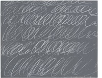 rome by cy twombly