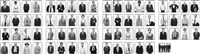 the family (set of 69 works) by richard avedon