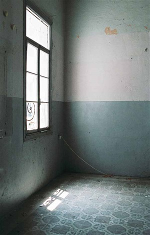 untitled from the series abandoned school by lara atallah