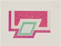 conway, from: eccentric polygons by frank stella