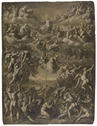 the last judgement by jacob de backer