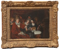 le concert by jan josef horemans the younger