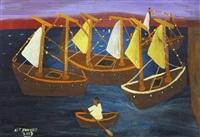 les voiliers by saïd aït youssef