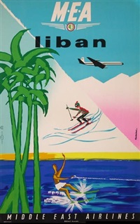 m.e.a., liban by jacques auriac