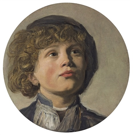 the head of a boy by frans hals the elder