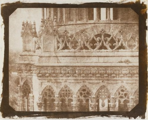 cathédrale dorléans by william henry fox talbot