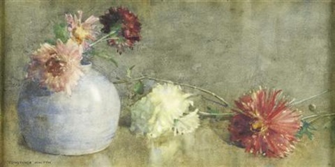 chrysanthemums by constance walton