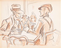 jury by william gropper