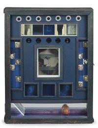 untitled (penny arcade portrait of lauren bacall) with penny arcade portrait of lauren bacall: working model based upon