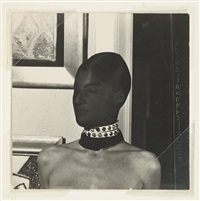 juliet in stocking mask by man ray
