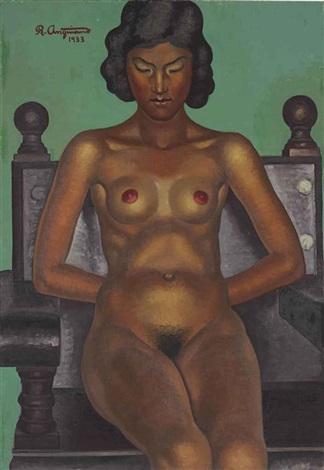 desnudo de aurorita by raúl anguiano