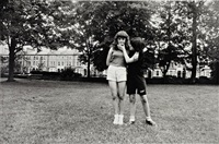 kelly and melanie by gillian wearing