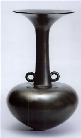 large vase by magdalene odundo