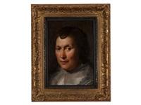 portrait of a lady by ferdinand bol