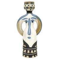 lampe femme/woman lamp by pablo picasso