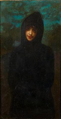 portrait de liane de pougy by jean béraud