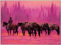 cranberry meadows, head waters of the yellowstone by george d. smith